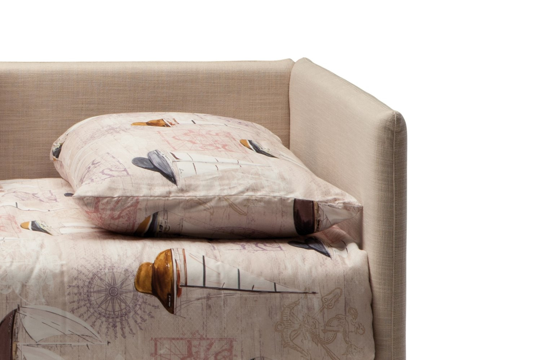 Accessori per letto singolo antigua for Testiera letto cuscini