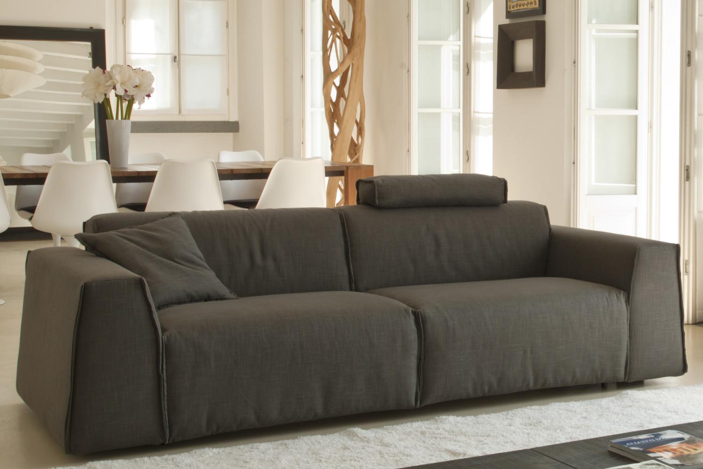 Cuscini quadrati per divano parker - Foderare cuscino divano ...