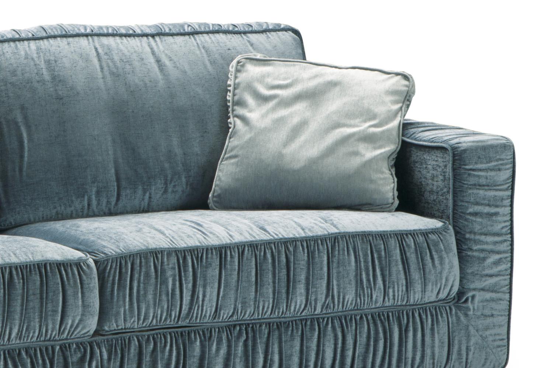 Cuscini quadrati con bottone garrison - Cuscini da divano ...