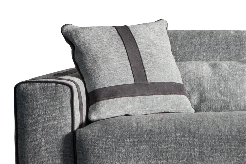 Cuscino quadrato per divano ellington - Cuscini moderni divano ...