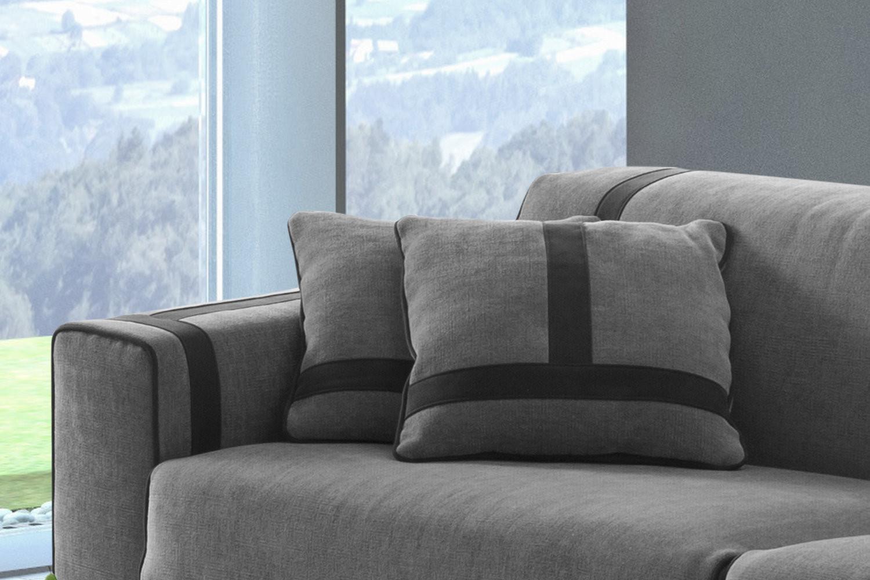 Cuscino quadrato per divano ellington for Cuscini divano
