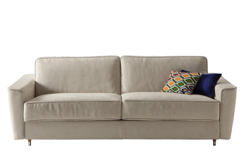 Divano bianco in tessuto petrucciani - Tessuto rivestimento divano ...