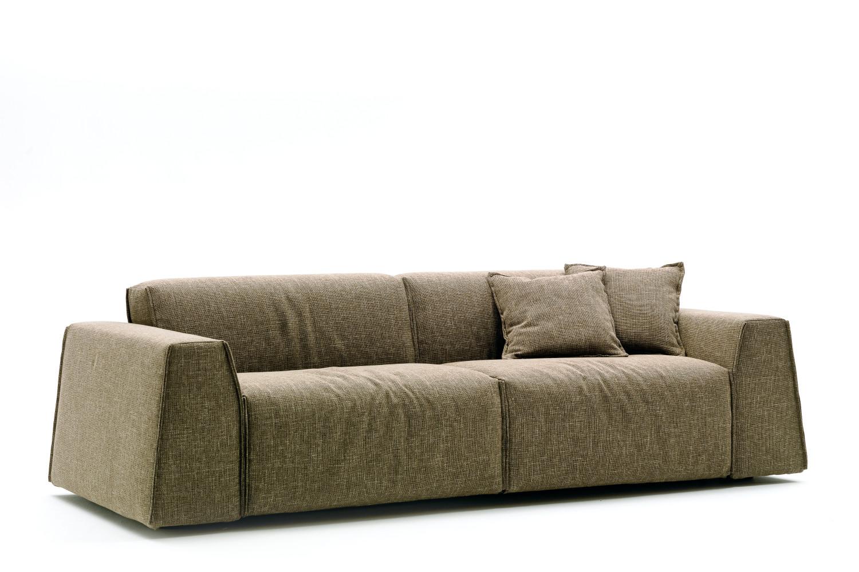 Divano con schienale basso parker - Schienale divano letto ...