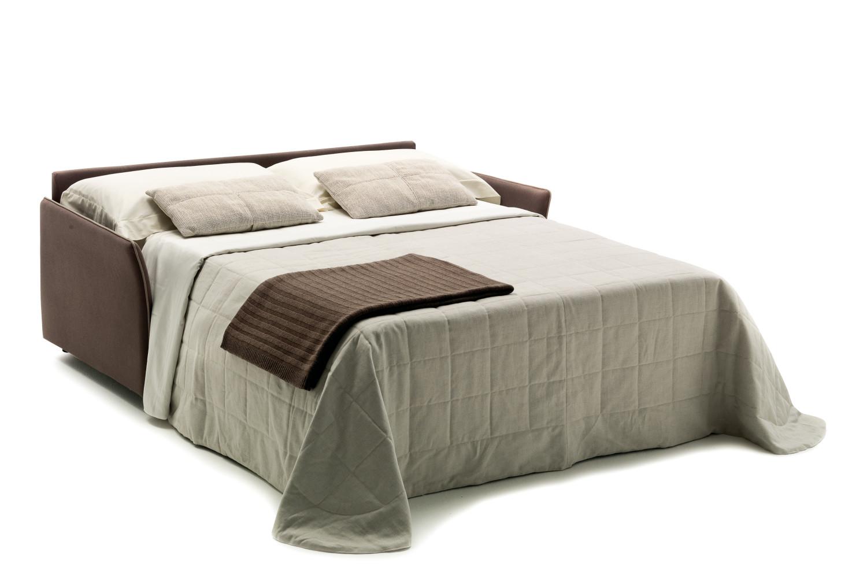 Divano letto con braccioli sottili stan for Divano letto low cost
