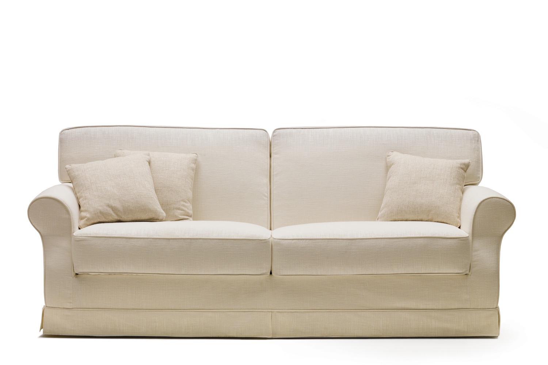 Divano letto matrimoniale classico gordon - Letto a divano ...