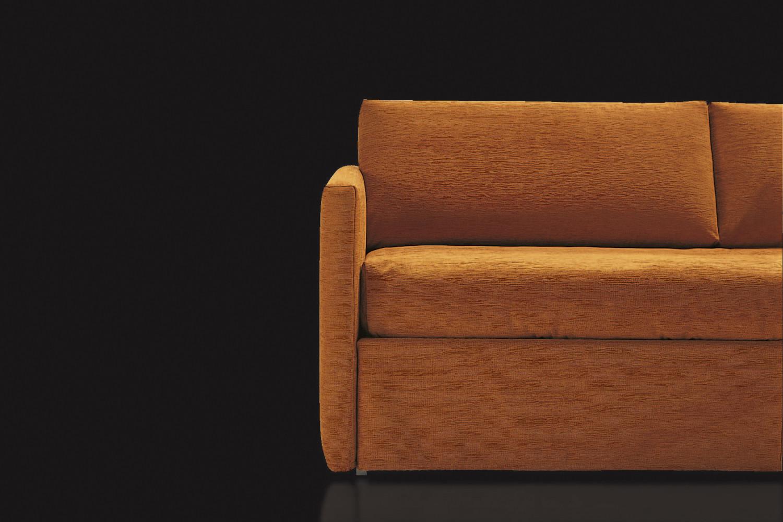 Divano letto con letto estraibile frank - Materassi x divano letto ...