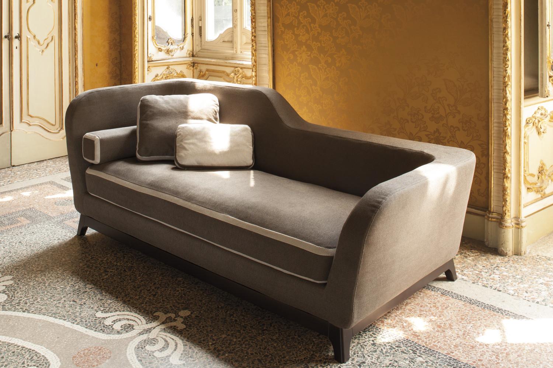Dormeuse divano letto design jeremie for Divano in francese