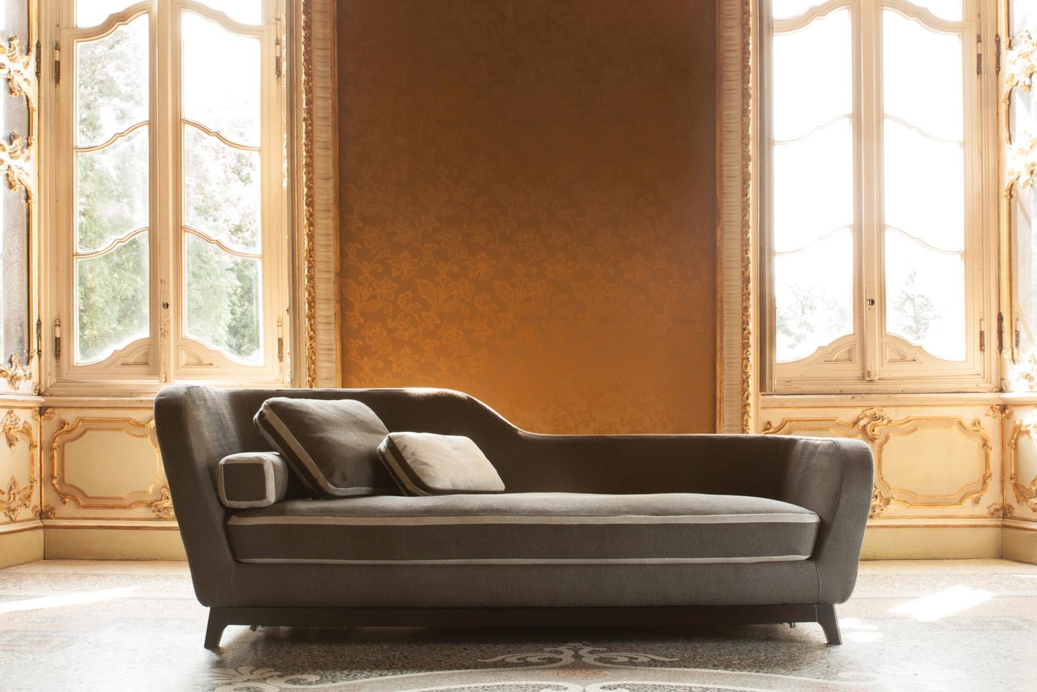 Dormeuse divano letto design jeremie - Simile al divano letto ...