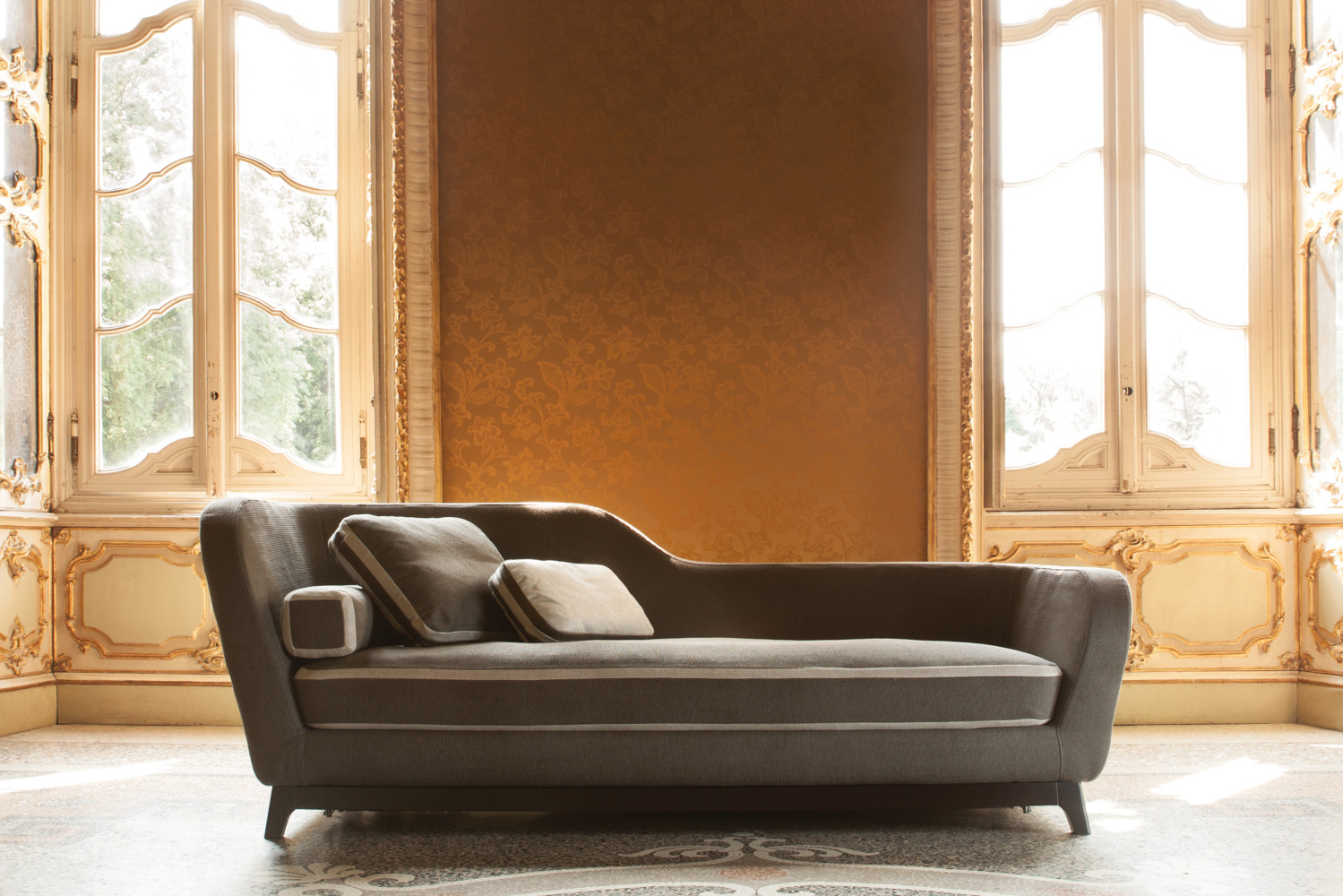 Pouf Dormeuse Morfo : Dormeuse divano letto design jeremie