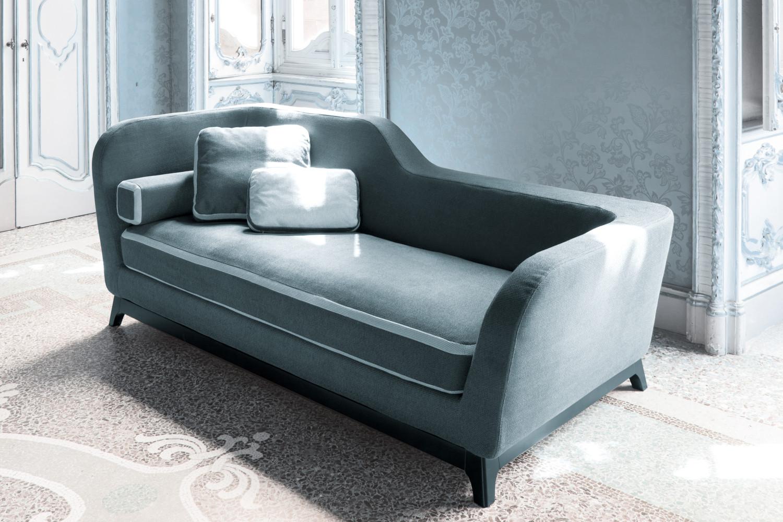 Dormeuse divano letto design jeremie for Cuscini divano