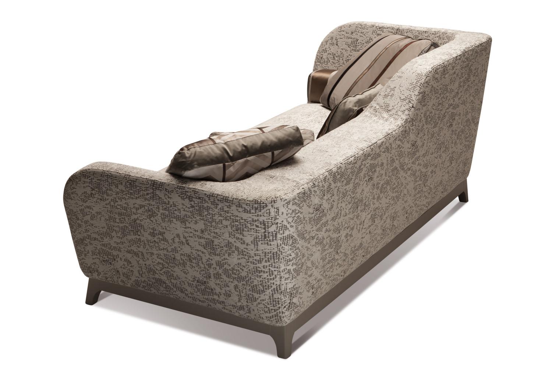 Divano letto design in tessuto e velluto jeremie - Coprirete letto ...