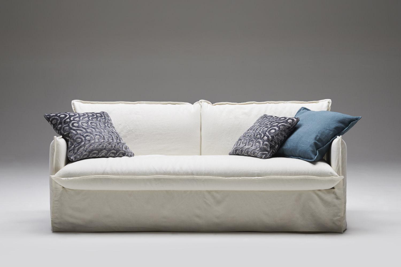 Divano In Lino Bianco : Divano shabby bianco: cuscini divano cuscini shabby chic pizzo