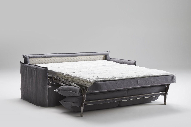 Divano letto comodo per uso quotidiano clarke - Divano letto comodo per dormire ...