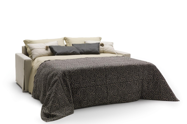 Divano letto 140 cm taylor - Materasso divano letto una piazza e mezza ...