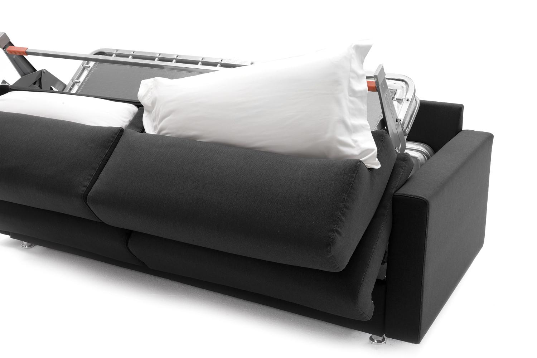 Divano letto 140 cm taylor - Letto a divano ...