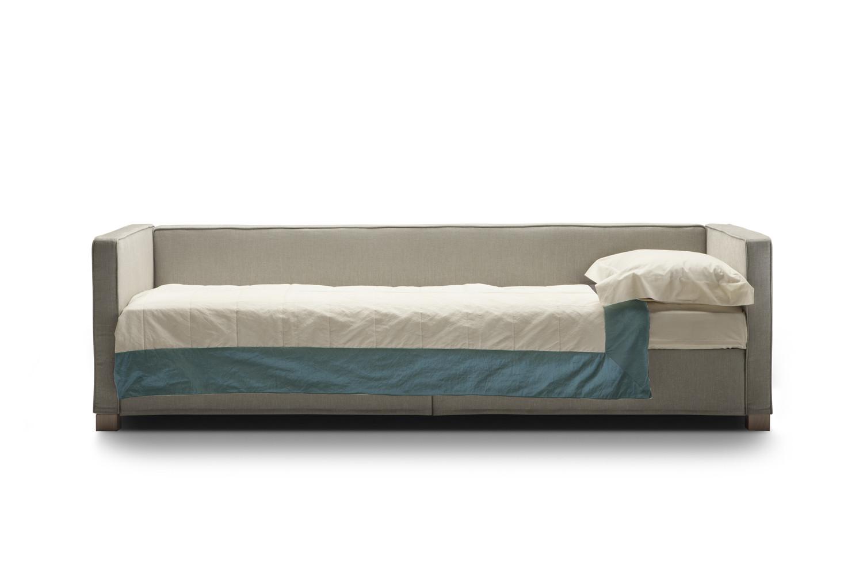 Divano letto dormita trasversale andersen for Divano letto