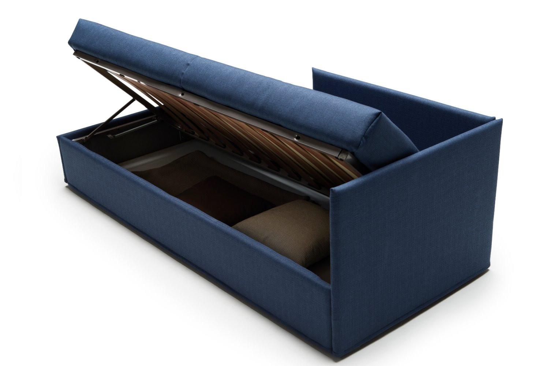 Letto contenitore singolo prezzi : letto singolo con contenitore ...