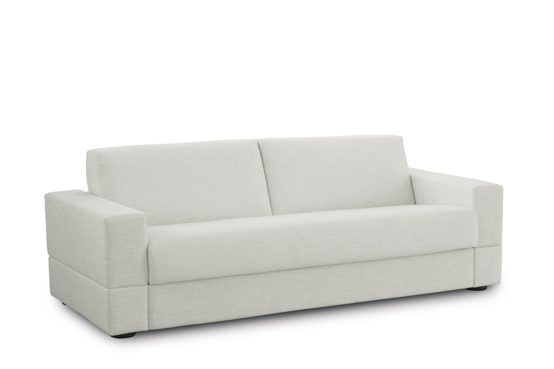 Divano letto sfoderabile tessuto brian for Divano 2 posti 140 cm