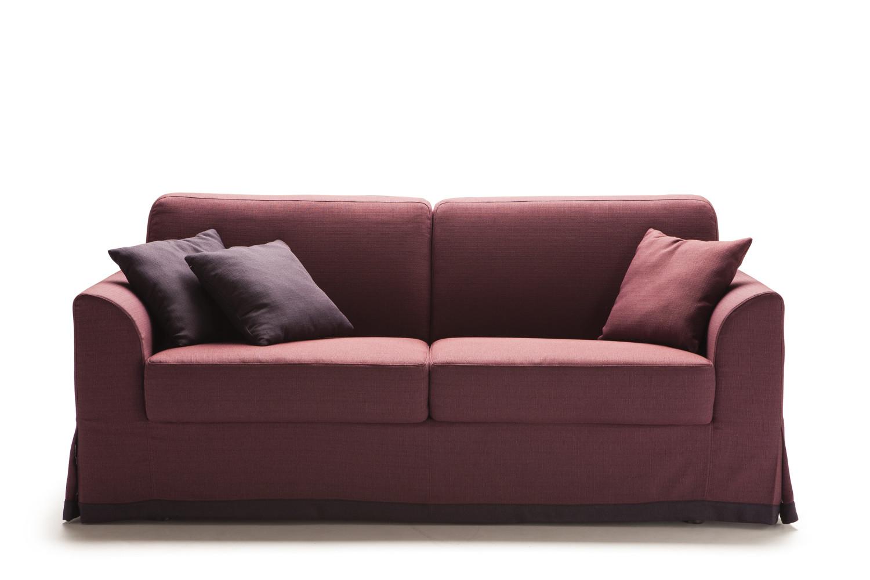Divano letto con materasso alto 18 cm ellis for Materassi x divano letto