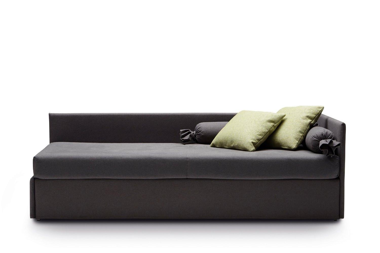 Letto singolo uso divano jack - Letto singolo con secondo letto estraibile ...
