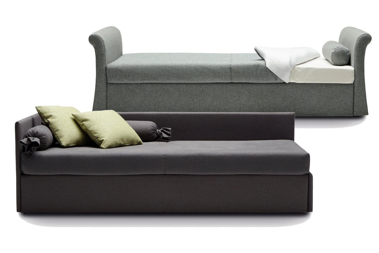 Letto singolo uso divano jack for Divano con letto estraibile