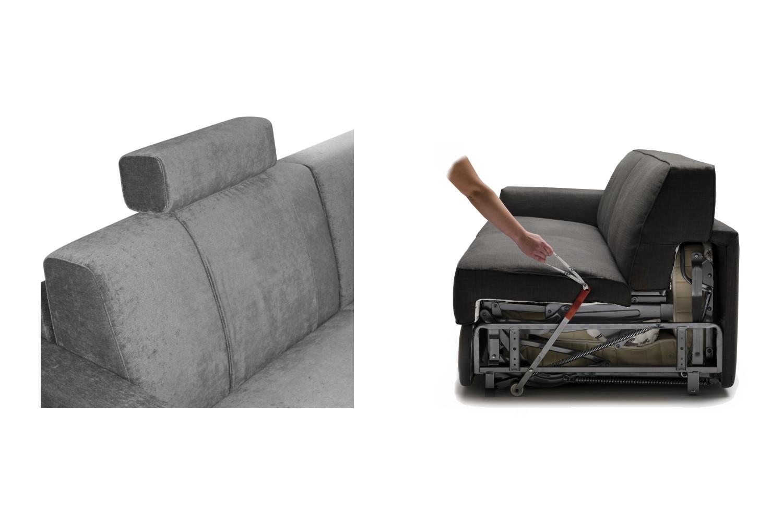 Divano letto per tutti i giorni larry for Ikea letto ribaltabile