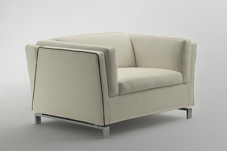 Poltrona letto comoda ed elegante benny for Poltrona letto singolo ikea