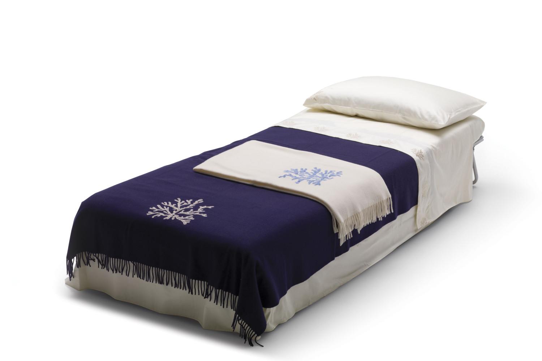 Pouf letto singolo sfoderabile Dizzy