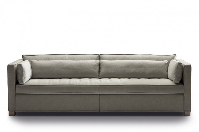 Divano daybed in tessuto Andersen