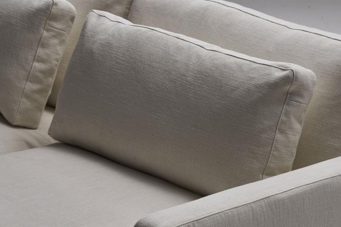 Cuscino poggiareni per divano Dave