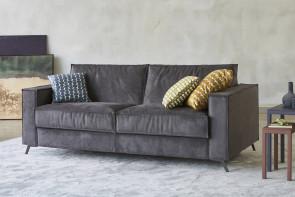Divano trasformabile con materasso da 195 cm Mingus