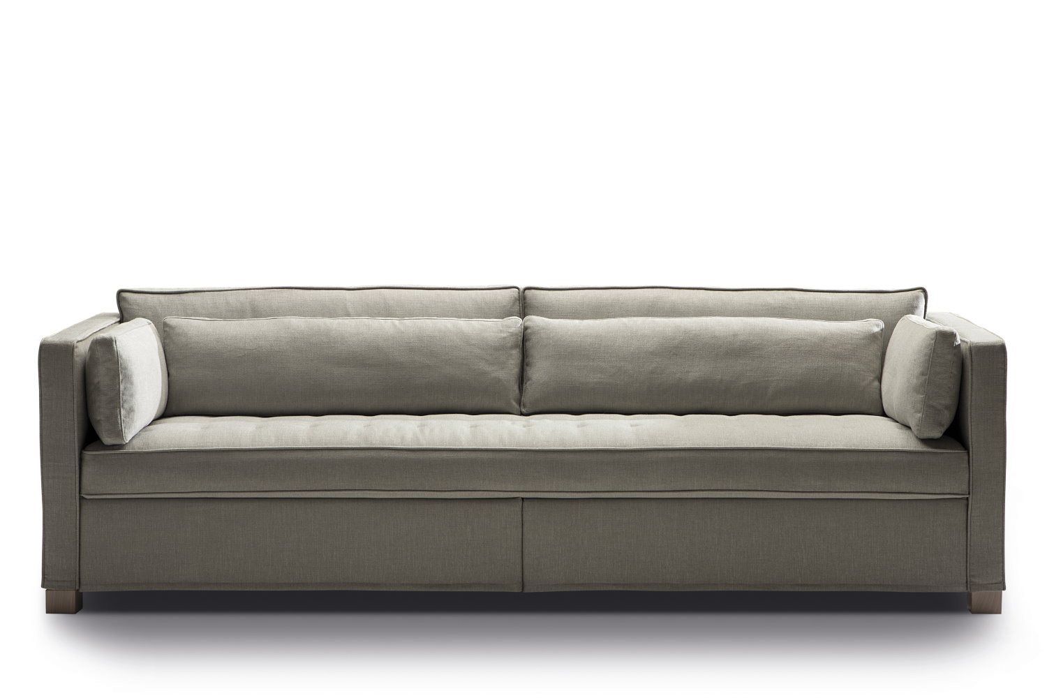 Andersen sofa bed with one piece seat for Sofa bed 1 seater