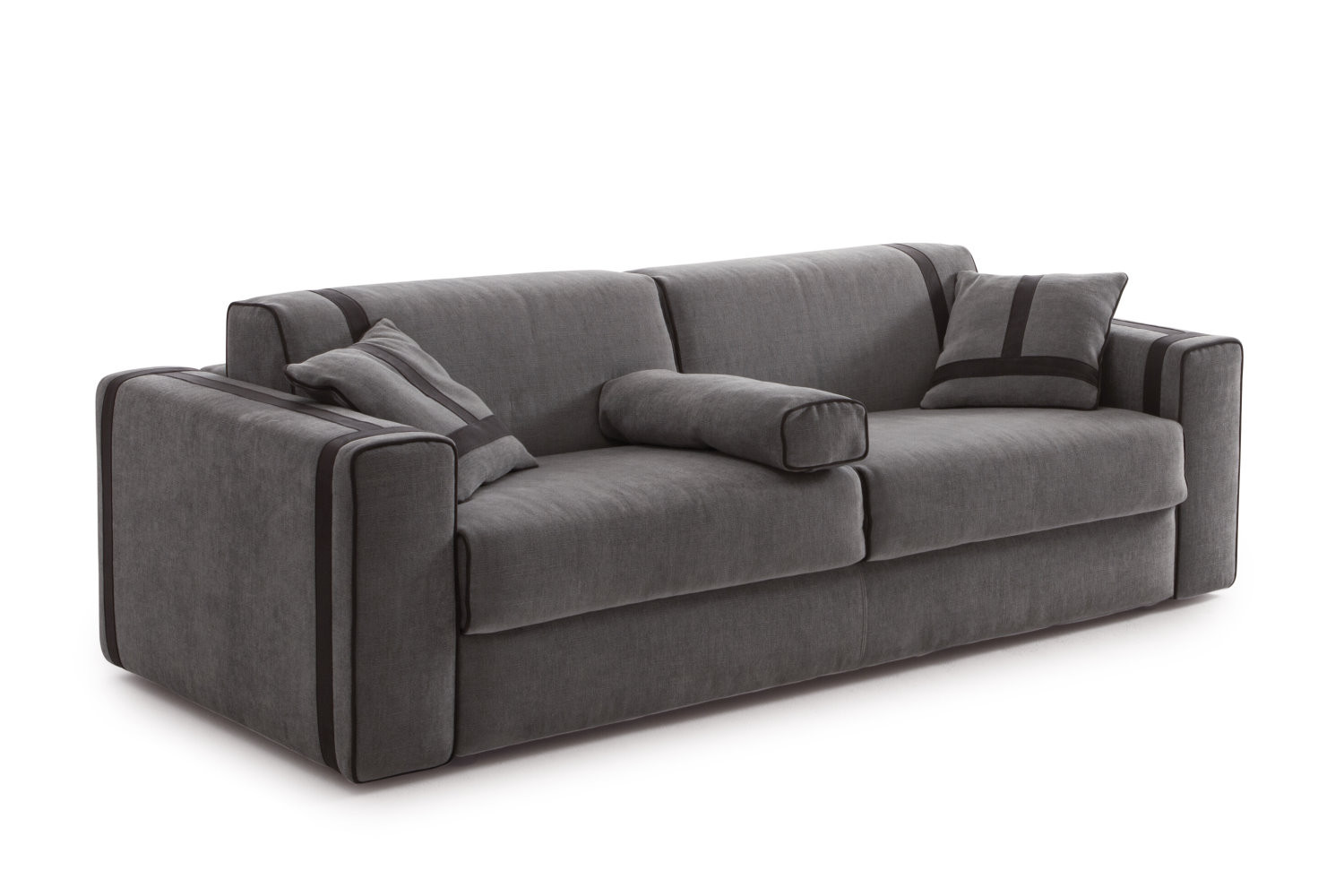 Ellington Sofa With Headrest Cushions