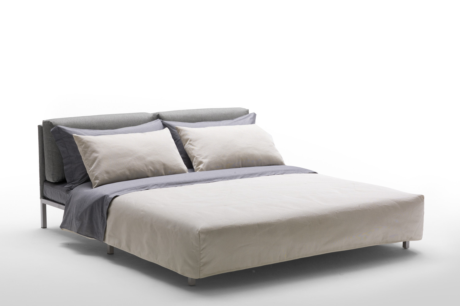Willy sofa bed with slide out base for Divano letto 150