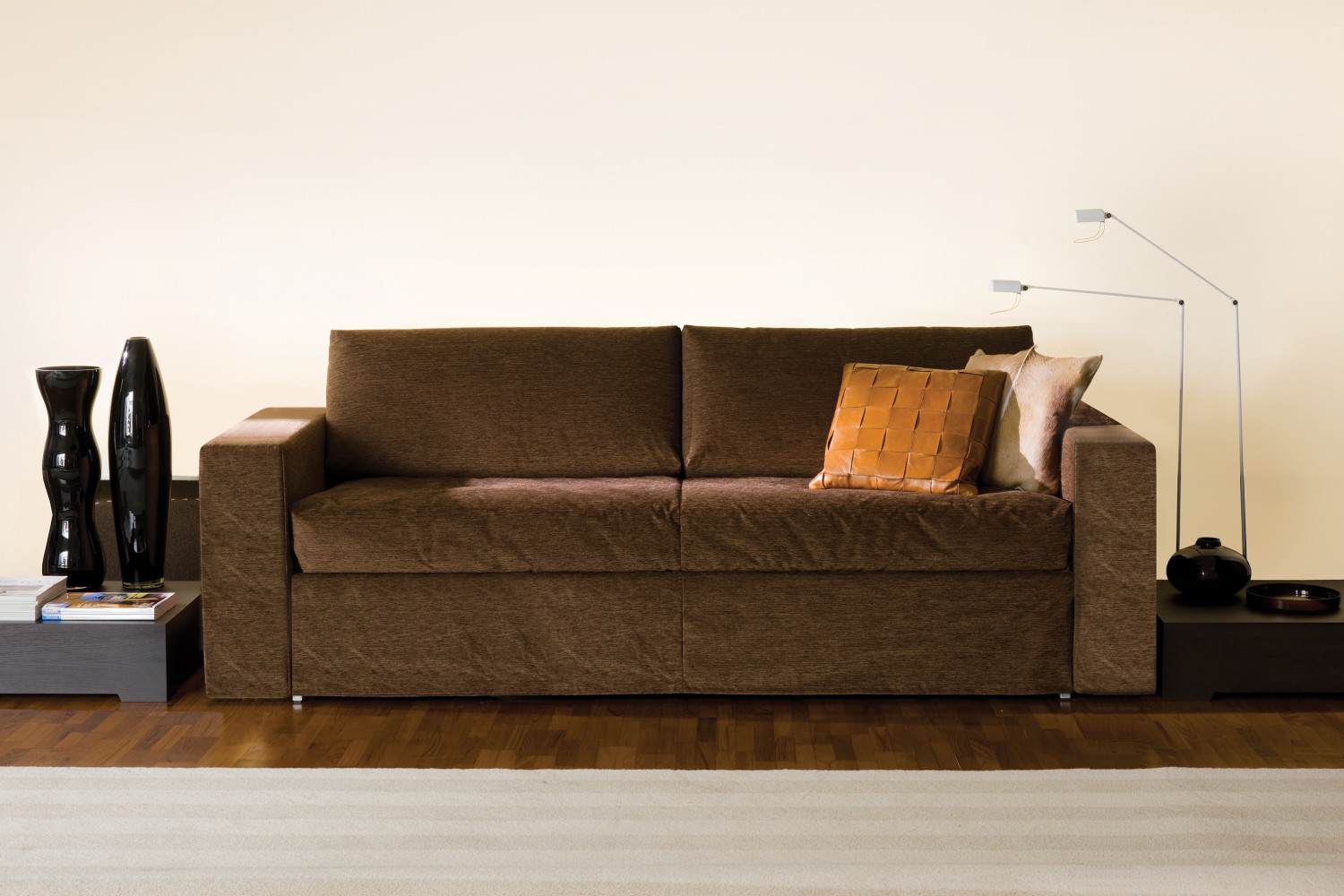 Letto A Castello Twins.Frank Sofa Bed With Extra Mattress
