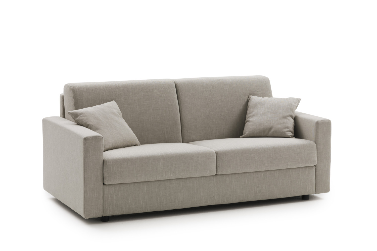 Lampo motion sofa bed with motorised opening system for Divano letto 2 metri