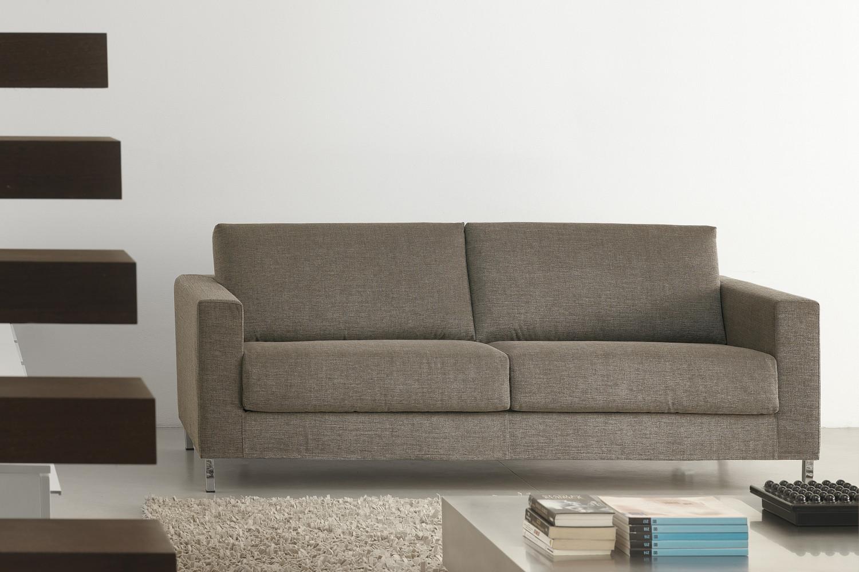 James Sleeper Sofa With High Feet