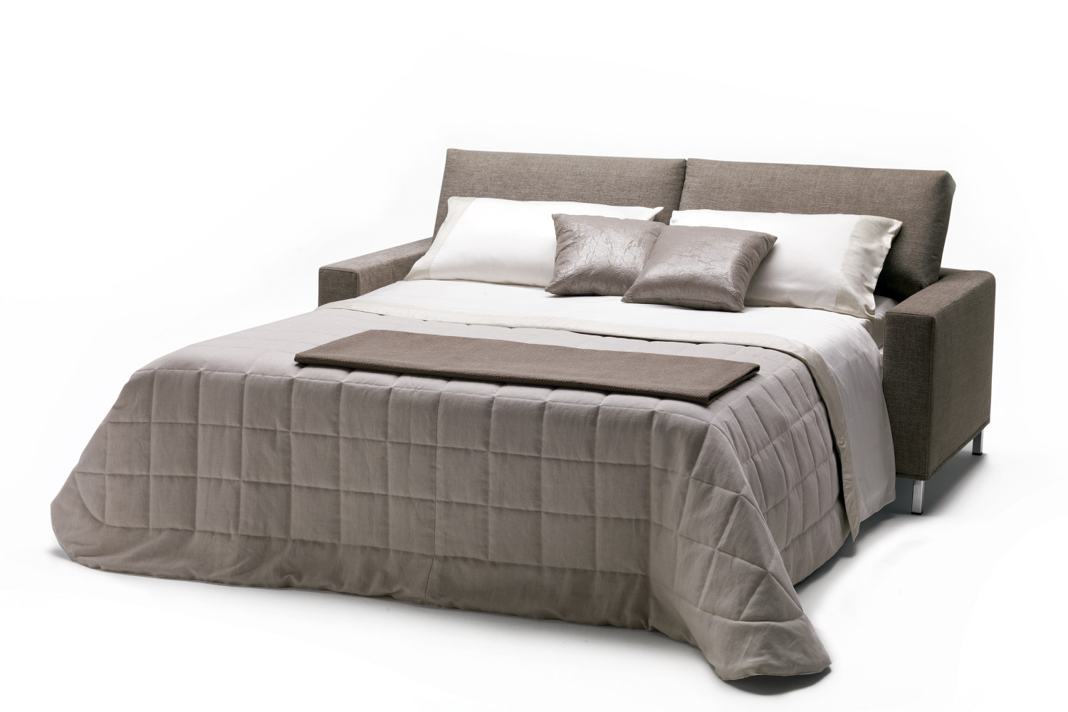 Picture of: James Sleeper Sofa With High Feet
