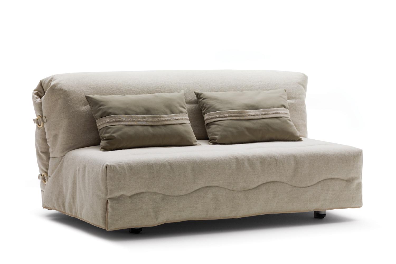 Roger folding sofa with quilt cover for Rete per letto singolo ikea