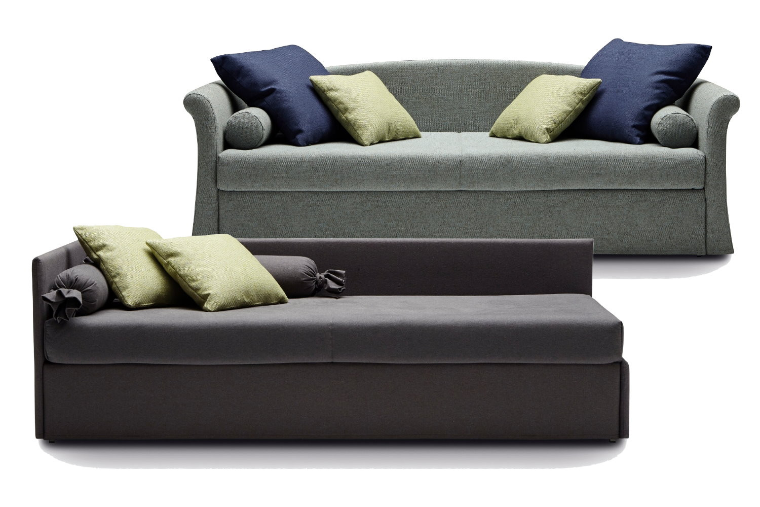 Divano letto sofa good sofa bed with removable net with - Divano smontabile ...