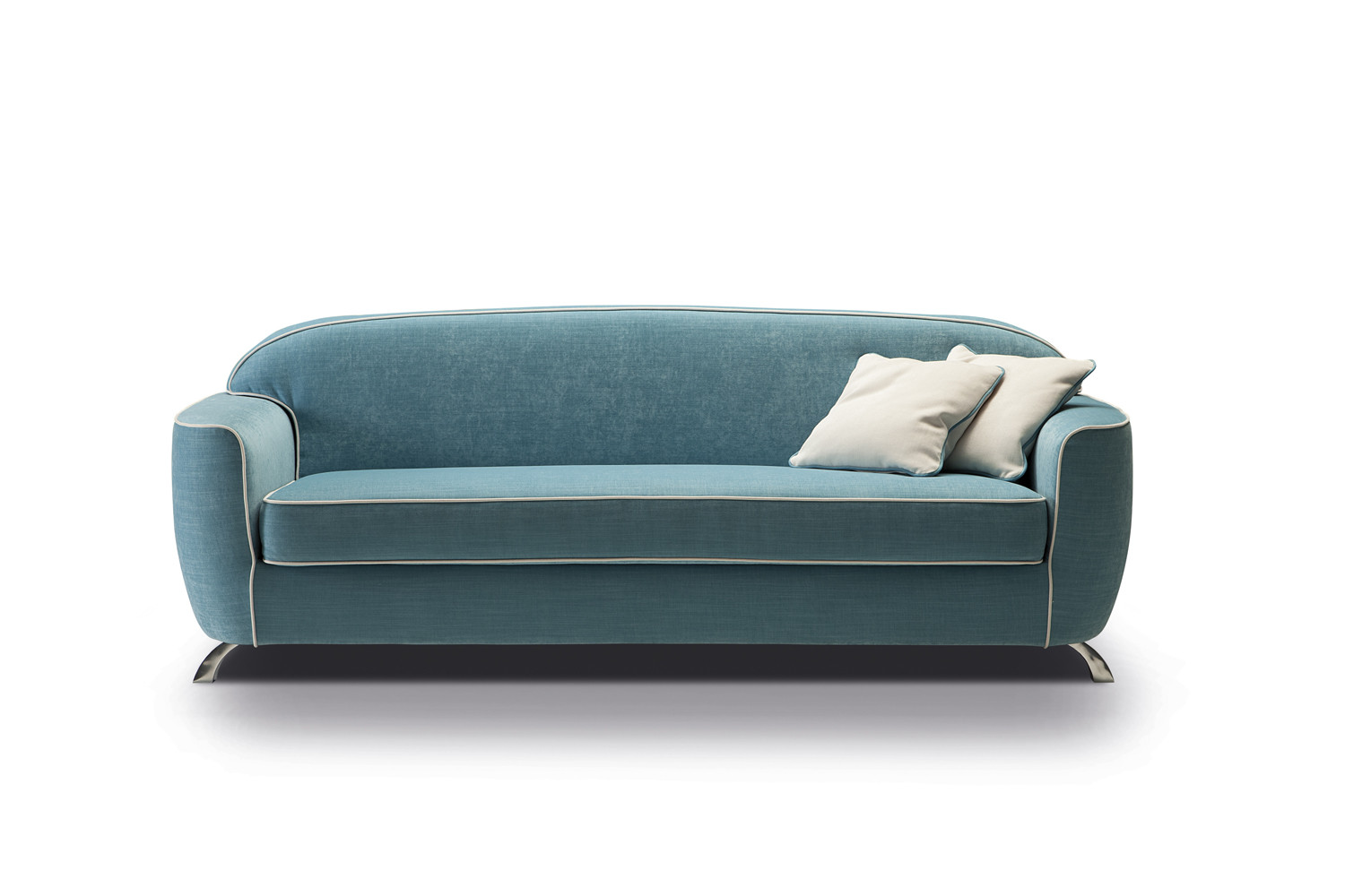 Charles vintage sofa with a 50s style for Sofa bed 50s