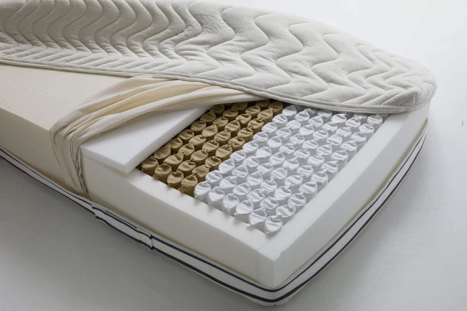Micropocket Mattress With Pocket Micro Springs