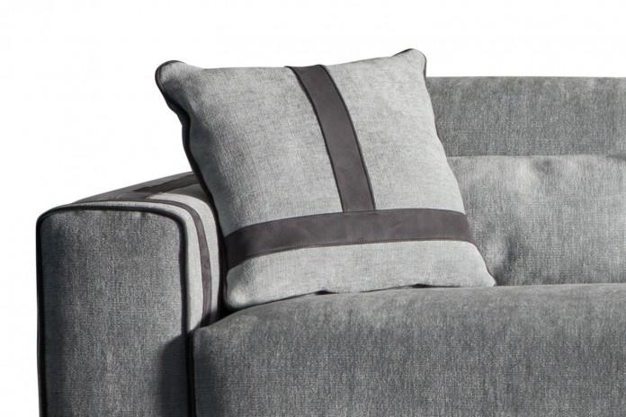 Square sitting room cushion