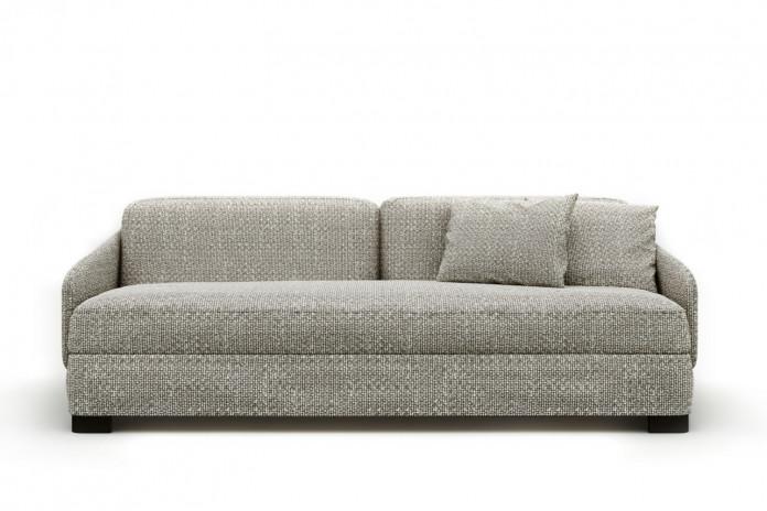 Sofa bed with 200 cm long mattress Vivien