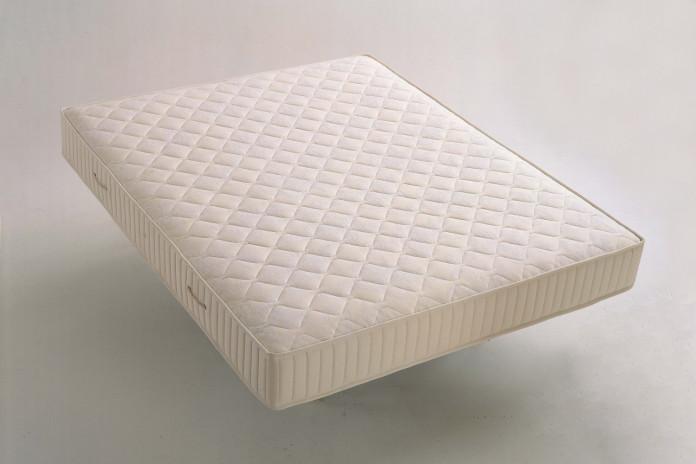 Pocket mattress with pocket springs