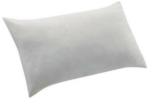 Standard pillow with cotton lining