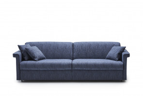 Michel 3-seater sofa with double bed 160x190 or 160x200