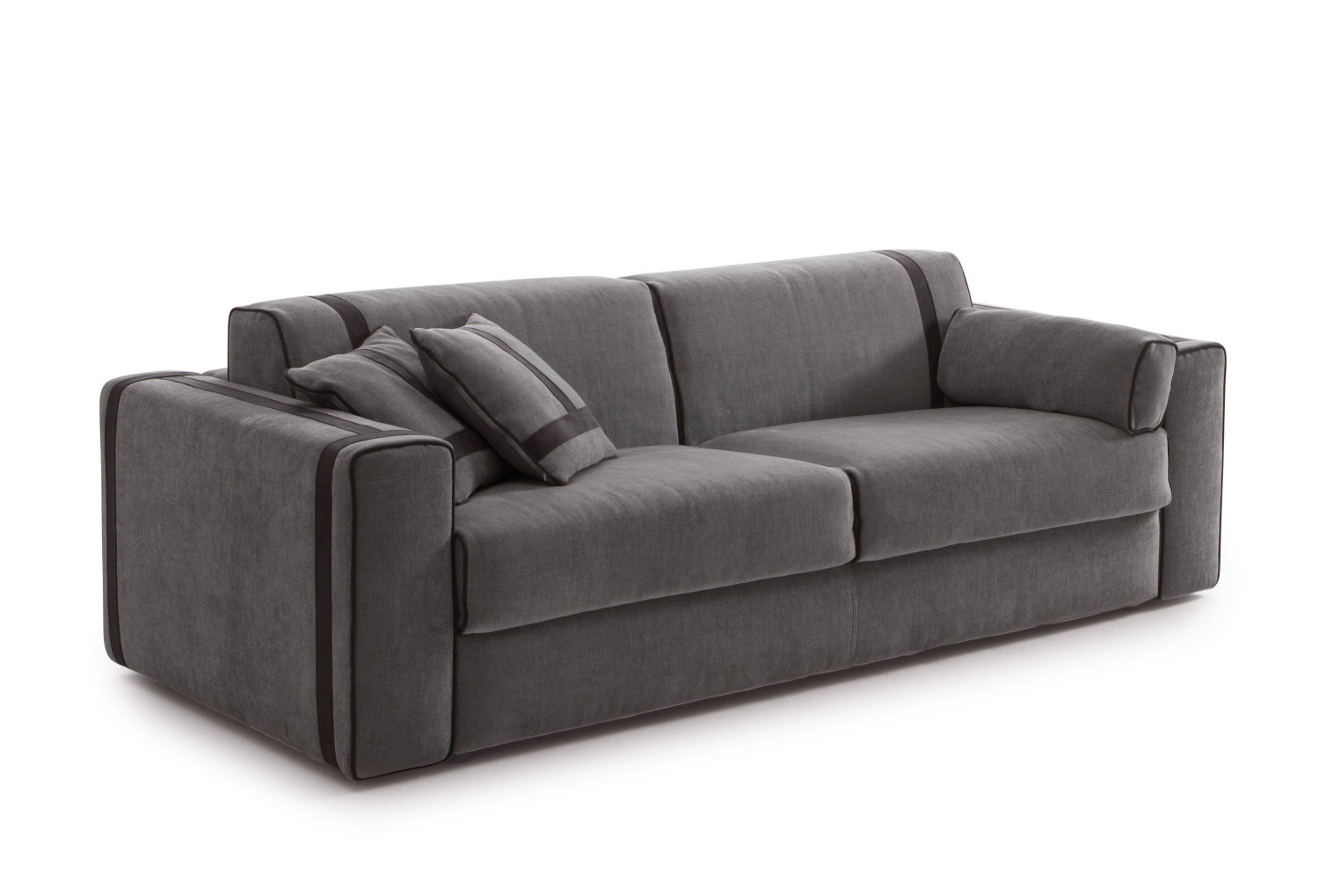ellington sofa mit abnehmbaren kopfst tzen. Black Bedroom Furniture Sets. Home Design Ideas