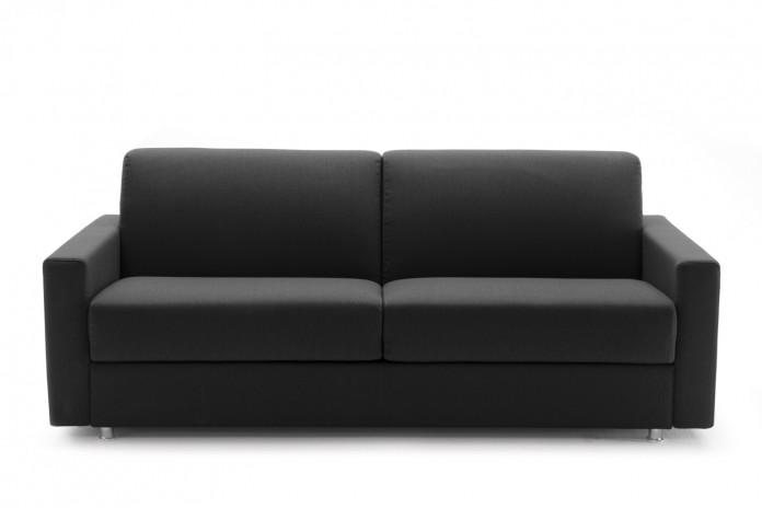 Lampo ist ein 2-Sitzer Schlafsofa, auch als Sessel, 3-Sitzer und 3-Sitzer maxi erhältlich.