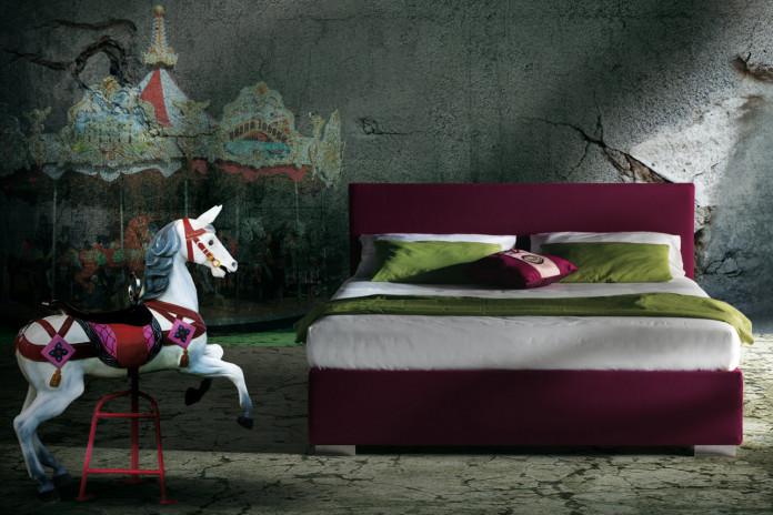 Pacific übergroßes Bett in allen Größen von Einzel- bis Super-King-Größe 200x200 erhältlich